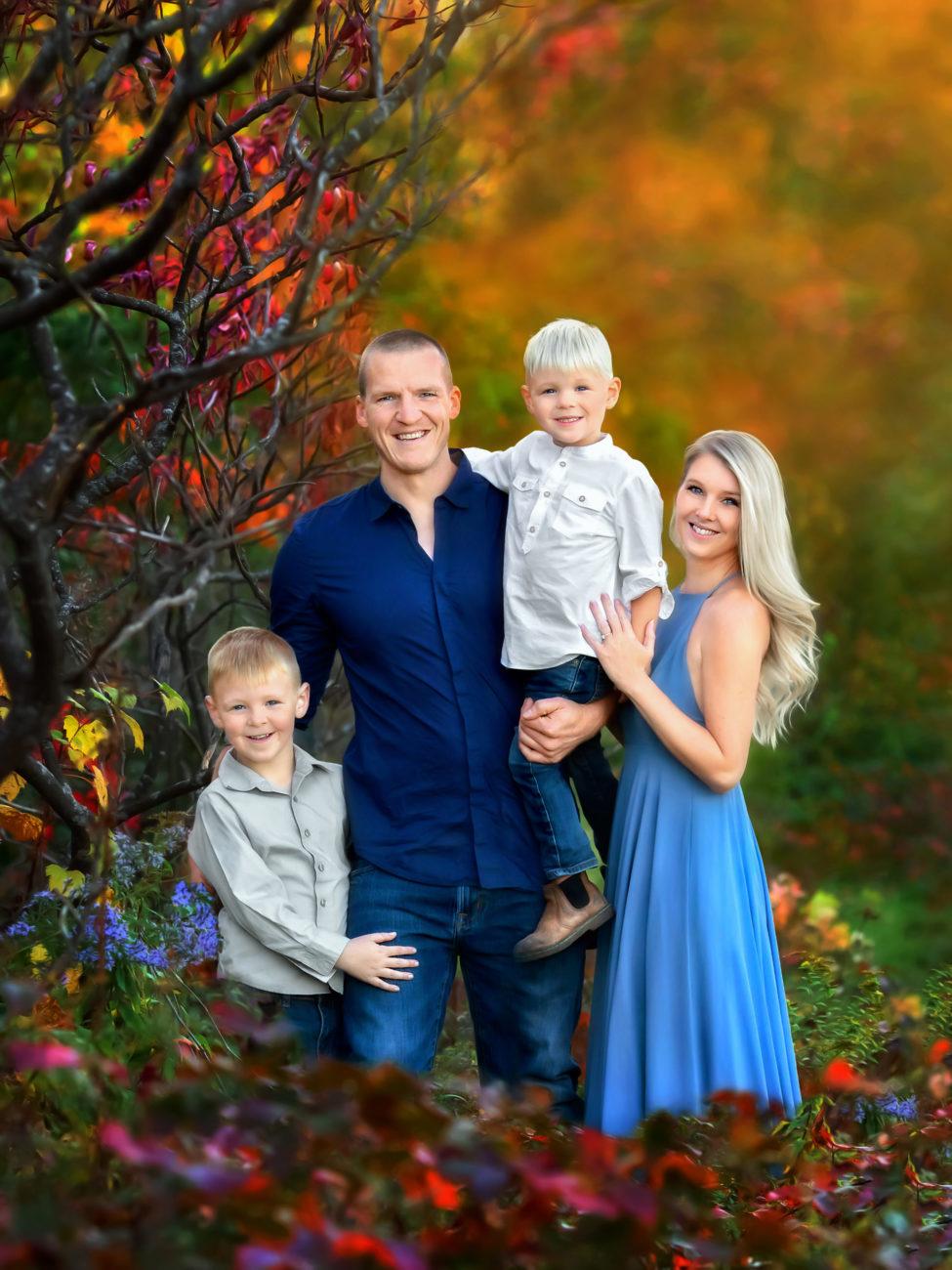 cedar rapids family photographer