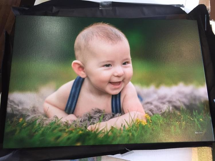 best baby photography cedar rapids