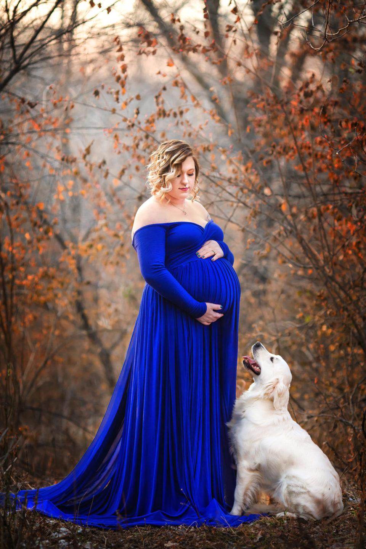 cedar rapids maternity portraits
