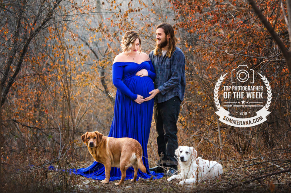 maternity photography cedar rapids iowa