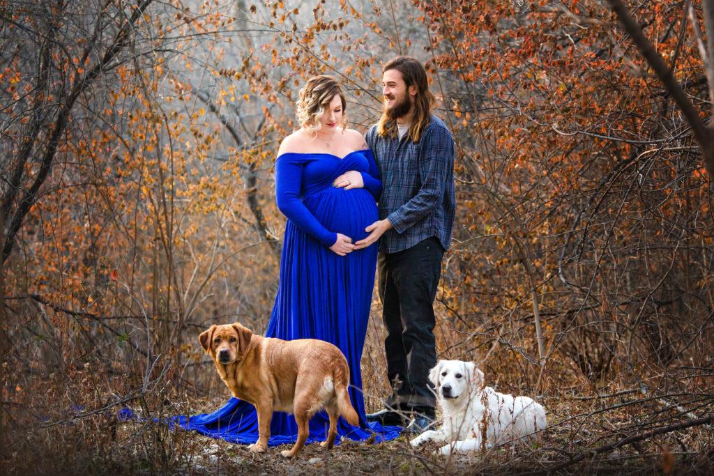Cedar Rapids maternity photographers
