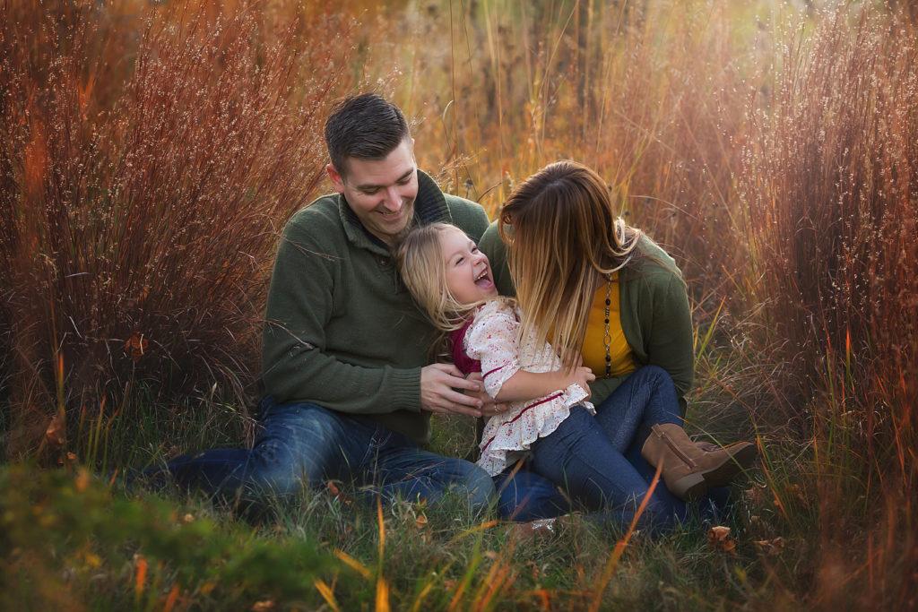 family portraits cedar rapids