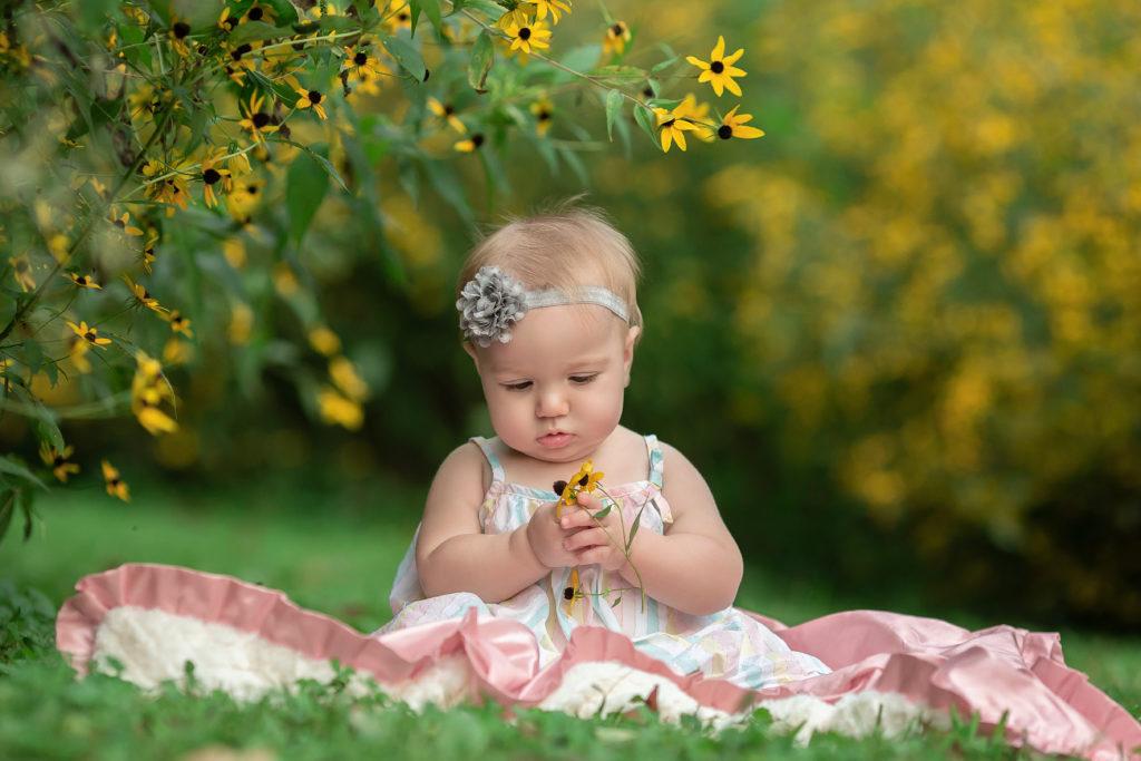 Cedar Rapids baby photographer