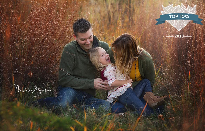 Erhart Family, Cedar Rapids Family Session