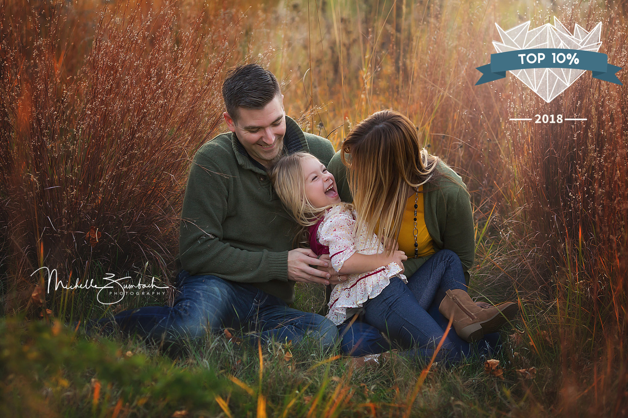 Erhart Family, Cedar Rapids Family Session