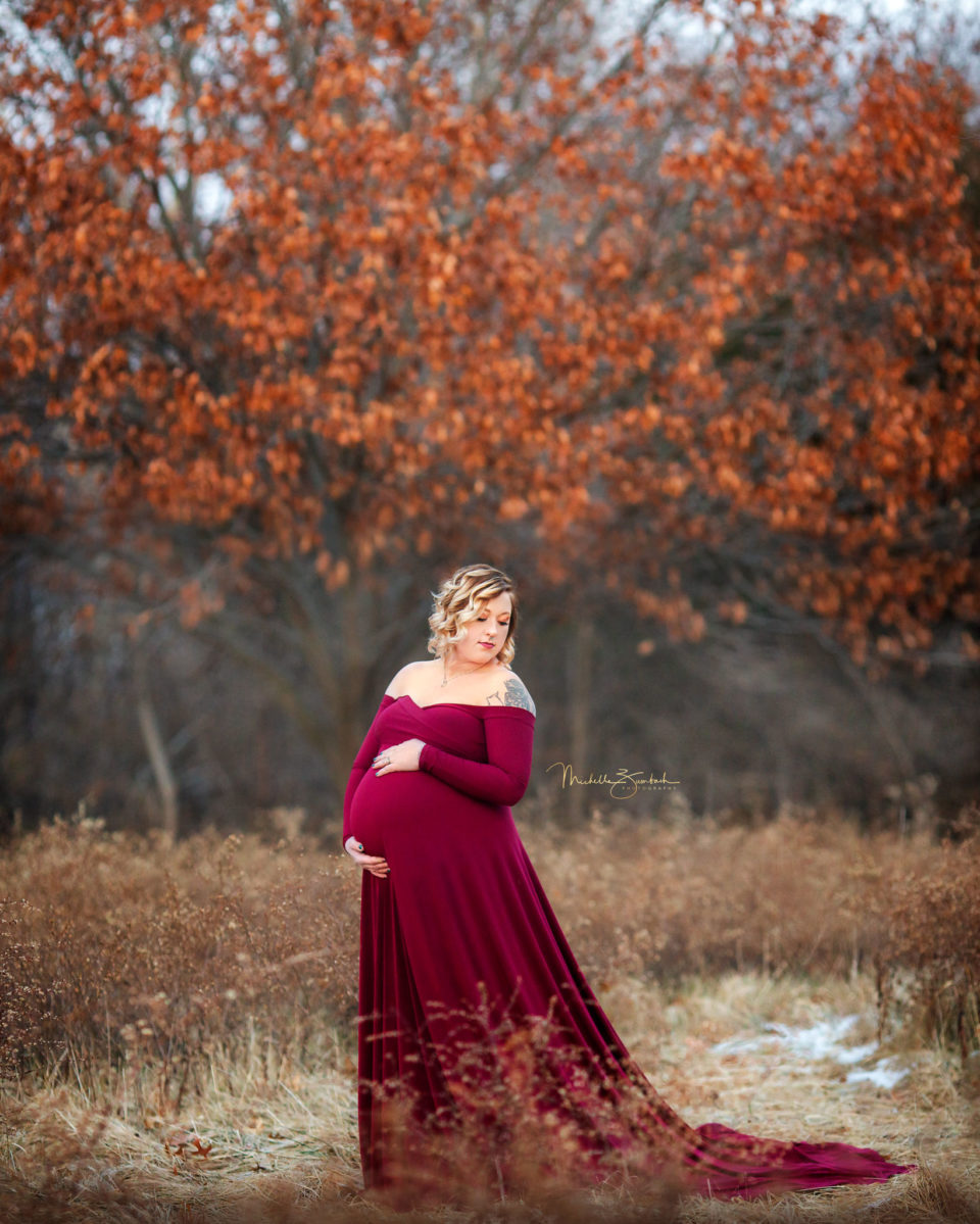 cedar rapids maternity photography
