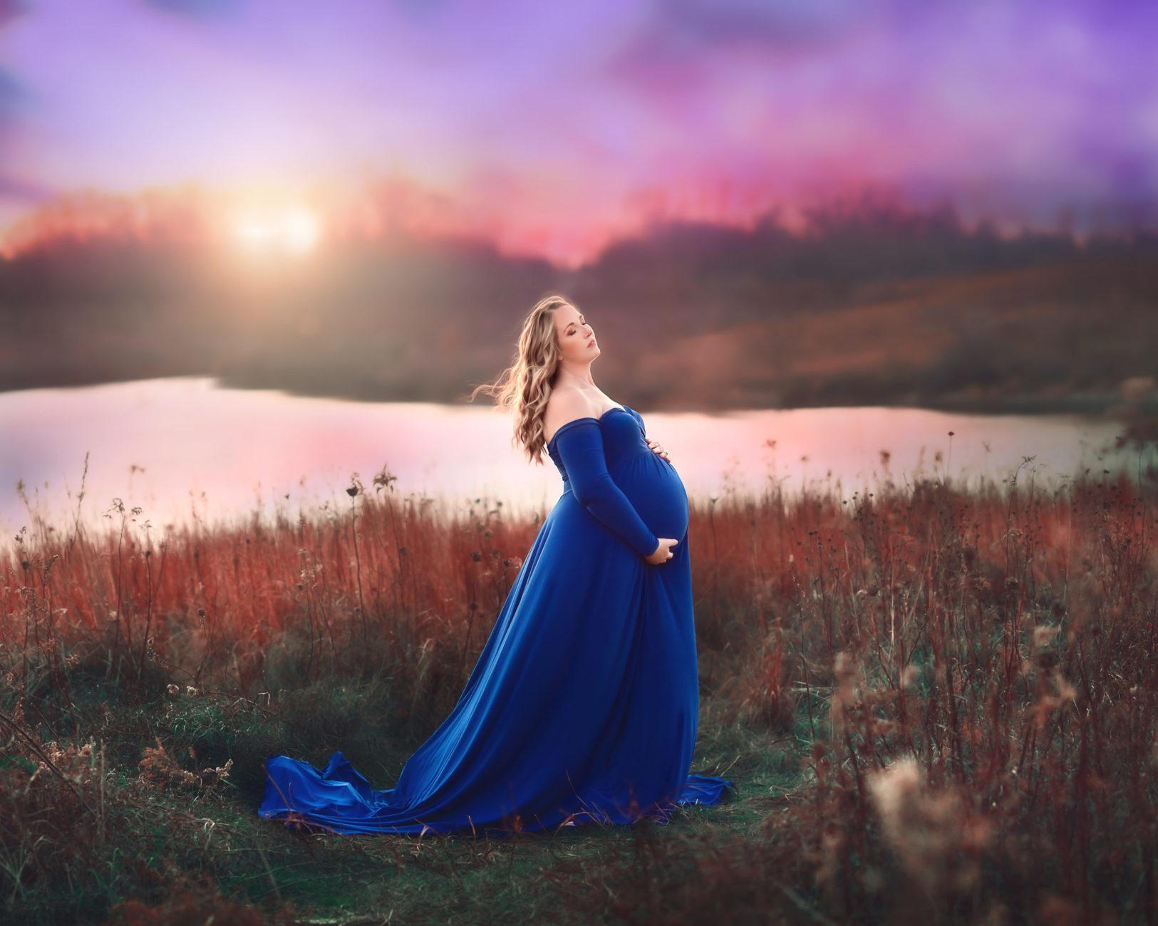 maternity photography cedar rapids