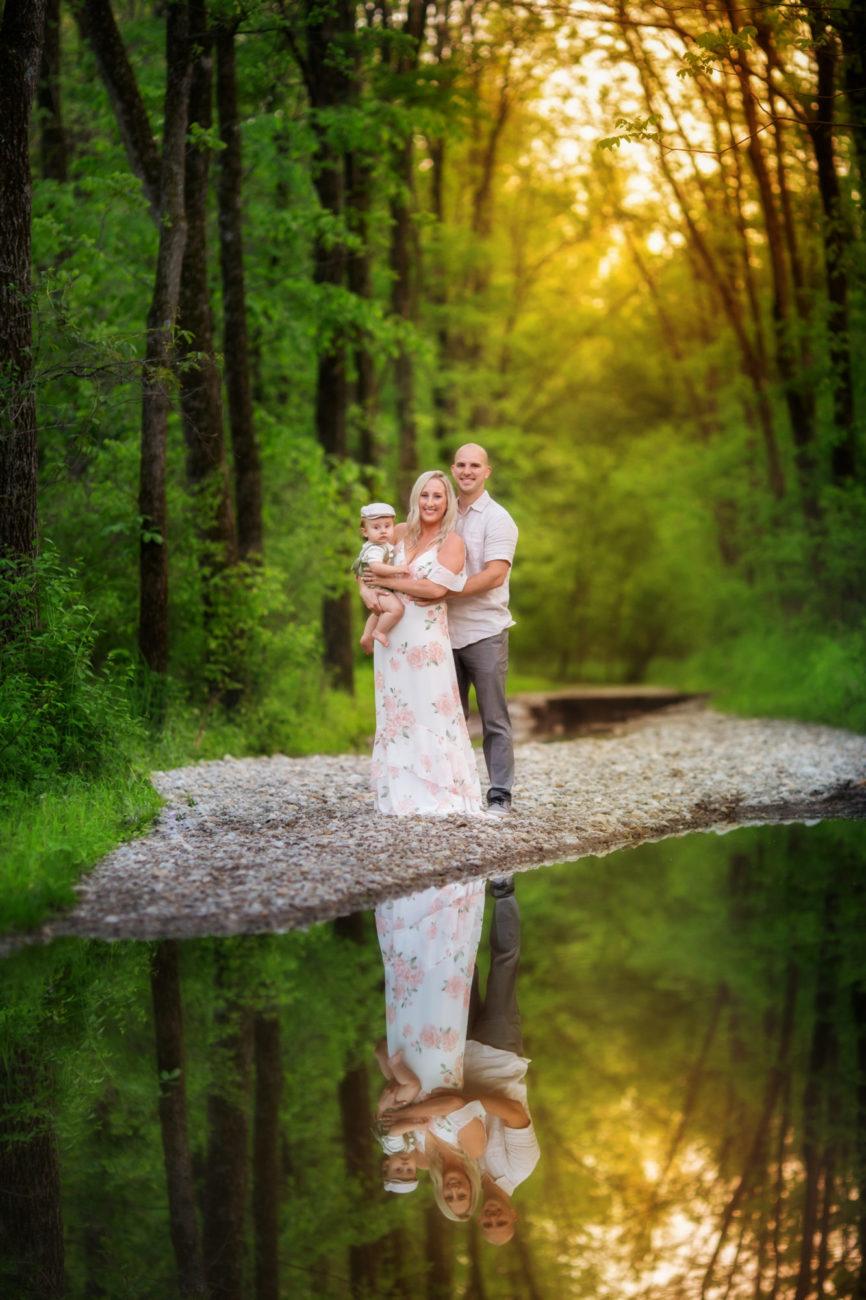 Mount Vernon IA family photographer