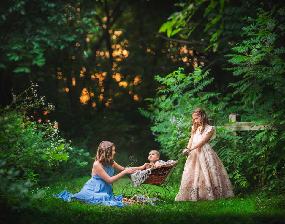 children's photography cedar rapids iowa