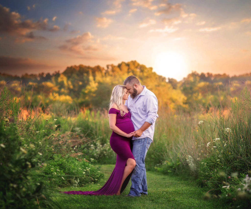Cedar Rapids Maternity Photographers