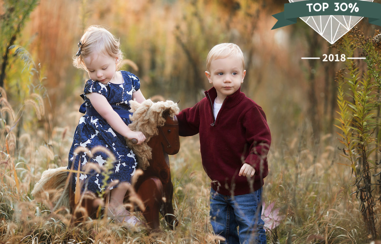 Groves Twins, Cedar Rapids Children Session