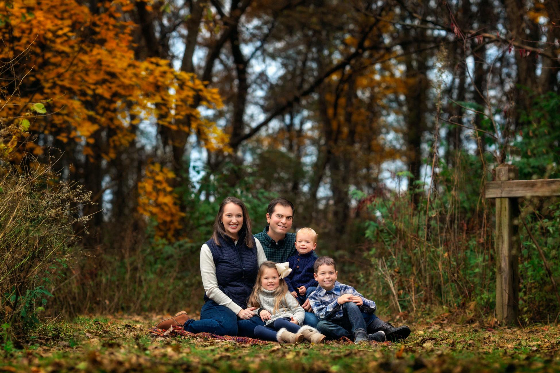 family photography cedar rapids